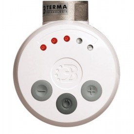 Электрический ТЭН Terma Мег 1.0 белый 300w