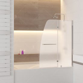 Шторки на ванну распашной Screens (RGW) 01111311-21