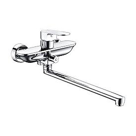 5802L Смеситель для ванны с длинным изливом WasserKRAFT