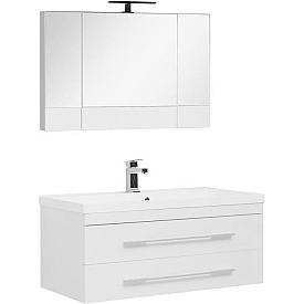 Комплект мебели для ванной комнаты    Aquanet #00230303