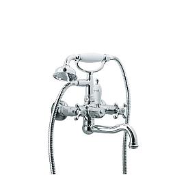 Смеситель для ванны(душевой комплект) Boheme Tradizionale Chromo 273 хром