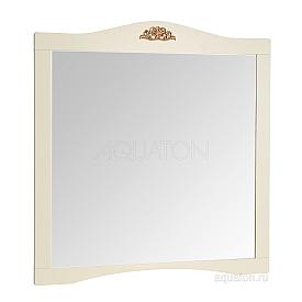 Зеркало Версаль 100 слоновая кость Aquaton 1A188102VSZA0