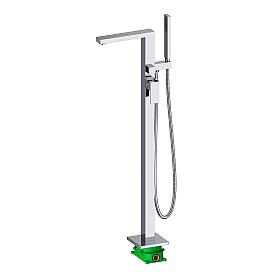Смеситель напольный для ванны с душем Timo Selene 2210/00Y-CR хром