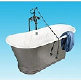 Ванна  чугунная овальная Elegansa Н0000146
