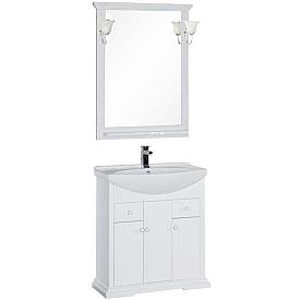Комплект мебели для ванной комнаты Aquanet 175444