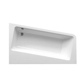 Акриловая ванна Ravak 160х95 L белая C831000000