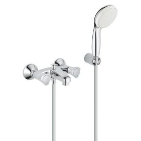 Смеситель Grohe для ванны с душевым гарнитуром 2546010A