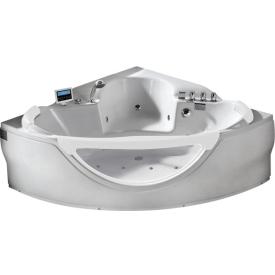 Ванна угловая с подголовником Gemy 155х155 G9025 II K