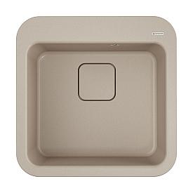 Кухонная мойка Omoikiri Tasogare-51-SA 4993743 бежевый