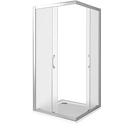 Душевое ограждение NEO CR-80-C-CH GOOD DOOR НЕ00011 Good Door