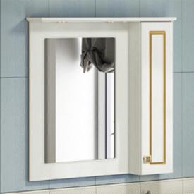 Зеркало-шкаф Comforty Палермо-80 00004143508