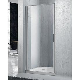 Дверь для душа  в нишу BelBagno SELA-B-1-65-Ch-Cr