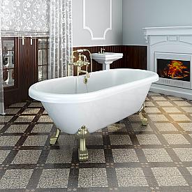 Овальная ванна Radomir  1-01-4-0-1-138
