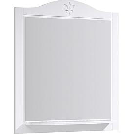 Франческа панель с зеркалом и полкой FR0208 AQWELLA