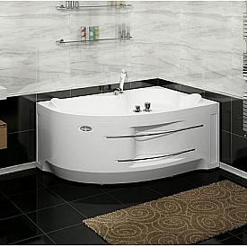 Гидромассажная ванна Ирма 2 Radomir 3-01-2-2-0-313 (правосторонняя)