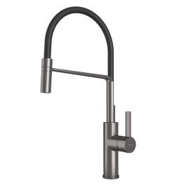 Смеситель Clever Alpina Flex 61183 для кухонной мойки