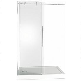 Душевое ограждение Puerta WTW-130-C-CH GOOD DOOR ПУ00006