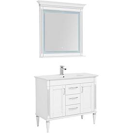 Комплект мебели для ванной комнаты    Aquanet #00233129
