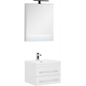 Комплект мебели для ванной комнаты    Aquanet #00230291