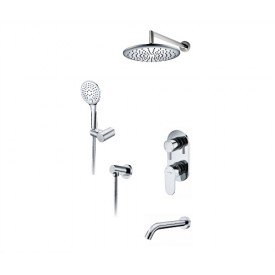 Душевой комплект для ванной WasserKRAFT А175819