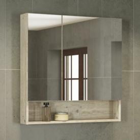 Зеркало-шкаф Comforty Парма-80 00004143489