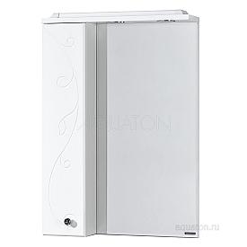 Зеркальный шкаф с подсветкой AQUATON Лиана 1A166202LL01L