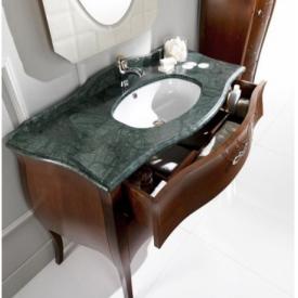 Столешница для ванны Cezares  TULIPTOP123VERGU