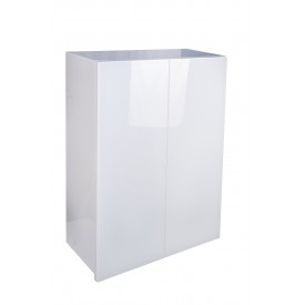 Шкаф подвесной Style Line Даймонд 60x80 СС-00002255 белый