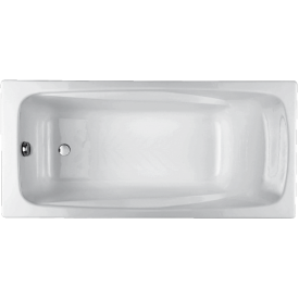 Ванна  чугунная пристенная Jacob Delafon E2918-00
