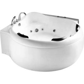 Ванна  угловая большая Gemy G9088 B