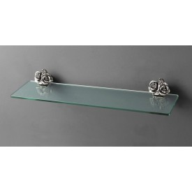Полка стеклянная подвесная ART&MAX AM-B-0913-B