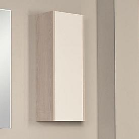 Шкафчик Йорк одностворчатый белый, ясень фабрик Aquaton 1A171403YOAV0