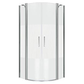 Душевое ограждение PANDORA R-80-T-CH GOOD DOOR ПД00050
