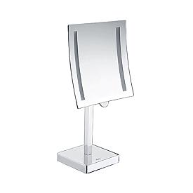 K-1007 Зеркало с LED-подсветкой, 3-х кратным увеличением WasserKRAFT