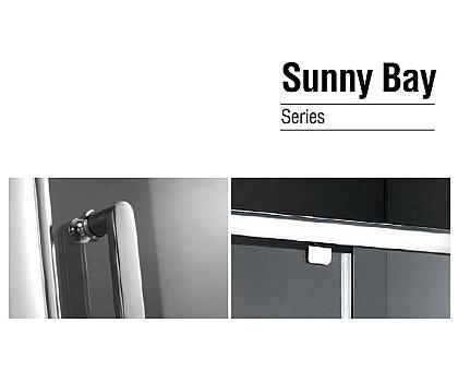 Душевой уголок Gemy Sunny Bay S28120-A75