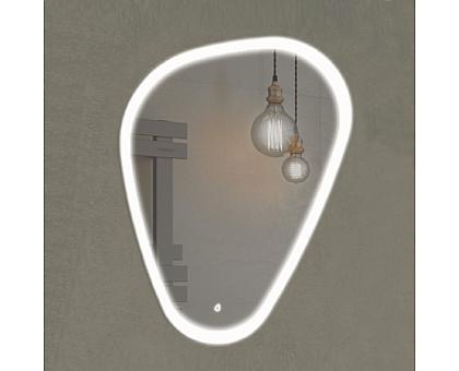 Зеркало Comforty Олеандр-70 светодиодная лента сенсор 700x900 00-00001264