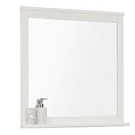 Зеркало Леон 80 дуб белый Aquaton 1A186402LBPS0