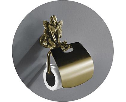 Держатель для туалетной бумаги подвесной ART&MAX AM-B-0989-B