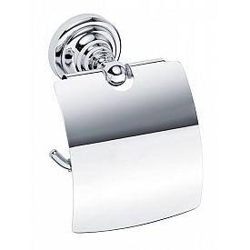 Держатель туалетной бумаги с крышкой Bemeta 144312012