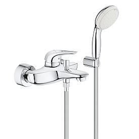Смеситель Grohe для ванны с душевым набором 3359230A