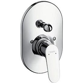 Смеситель для ванной встраиваемый Hansgrohe Novus 71047000