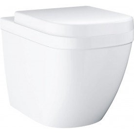 Приставной унитаз Grohe  Euro Ceramic 3933900H
