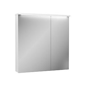 Зеркальный шкаф  белый OWL 1975 OW03.11.05