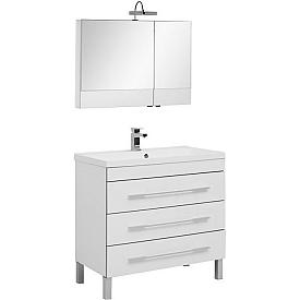 Комплект мебели для ванной комнаты    Aquanet #00230316