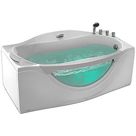 Акриловая ванна Gemy G9072 C R