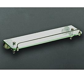 Полка стеклянная подвесная ART&MAX AM-2682AL Аксессуары