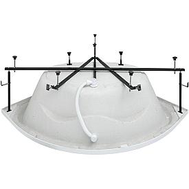 Каркас сварной для акриловой ванны Aquanet Malta 150x150 142192