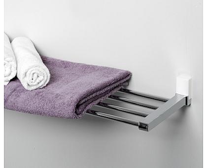 K-5011WHITE Полка для полотенец WasserKRAFT