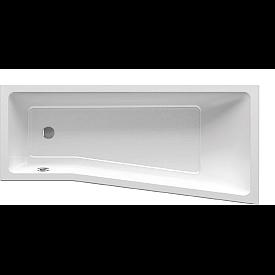 Акриловая ванна Ravak BE HAPPY II C941000000 170х75 L белая