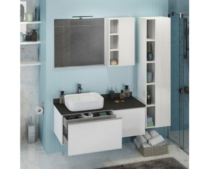Зеркало-шкаф Comforty Милан-120 00004136261
